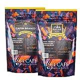Specialty Coffee Unroasted Coffee Beans (2 lbs) - Capim Branco Brazil & Antigua Guatemala
