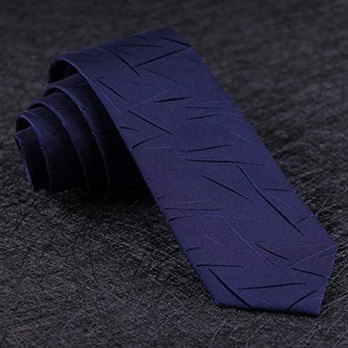 sdjfgbm1 Zip-up corbata hombres vestidos con traje de negocios ...