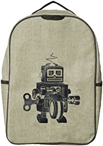 SoYoung Toddler Backpack - Grey Robot
