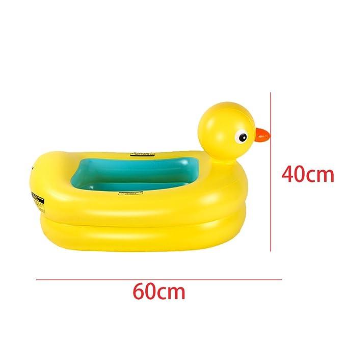 Bañera Hinchable Cangrejo para Piscina Inflable para niños ...