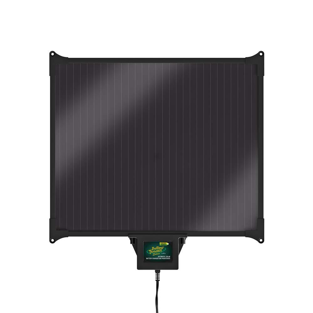 B004Q83TGO Battery Tender 12V, 270mA, 5W Solar Battery Charger 51XhK2b9mDL