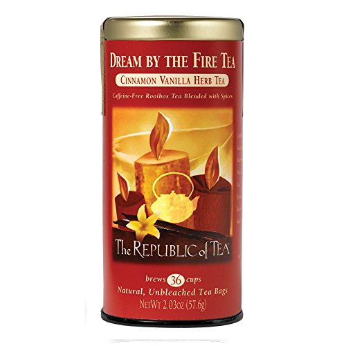 (The Republic of Tea, Dream By The Fire Herb Tea, 36-Count)