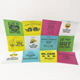 HELP A FRIEND through a tough time or share the good vibes with a stranger in your own, unique way, with STICKY NOTES! Company Background: Sticky Quotes was officially founded in 2015 by Michael Russo (a college student) with the mission of inspiring...