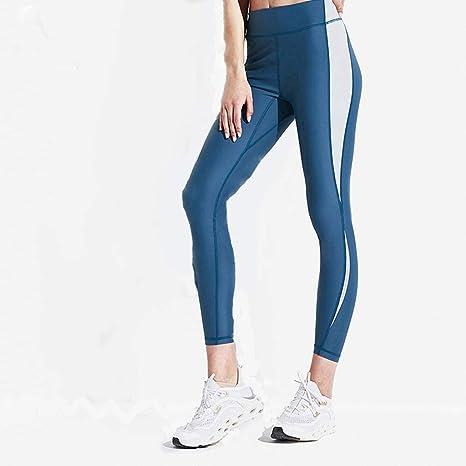 GYL2019 - Pantalones de Yoga para Mujer de Cintura Alta ...