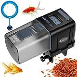 Lictin Fish Feeder Aquarium Automatic Fish...