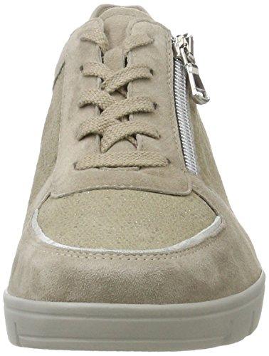 Semler Judith, Zapatos de Cordones Brogue para Mujer Beige (Panna)