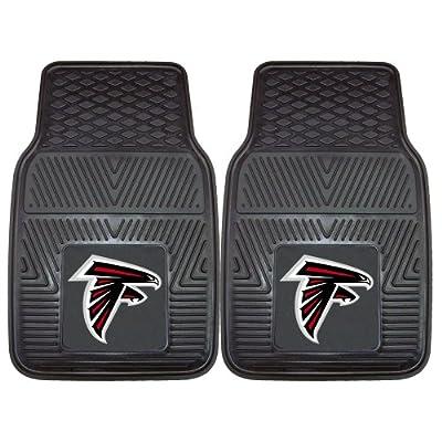 FANMATS NFL Atlanta Falcons Vinyl Car Mat