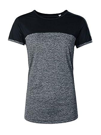 Berghaus Voyager Short Sleeve T-Shirt, Carbon Marl/Jet