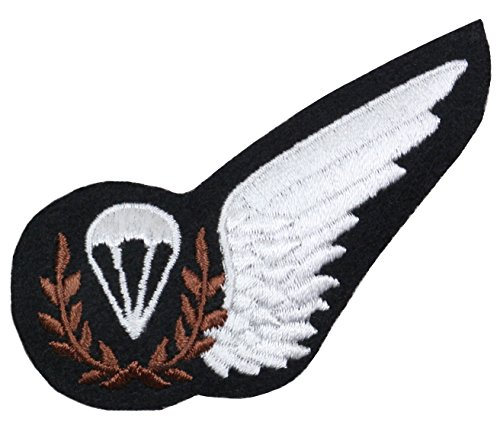 British WW2 Royal Air Force RAF PARACHUTE JUMP INSTRUCTOR WING - Uniform Brevet - Force Air Patches Wwii