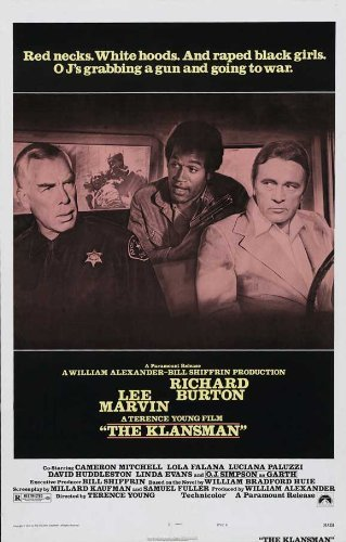 (The Klansman POSTER Movie (27 x 40 Inches - 69cm x 102cm) (1974) (Style C) )