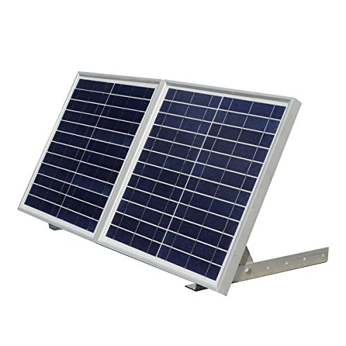 Eco Worthy 25w Solar Powered Attic Ventilator Gable Roof