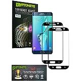 KRYPTONITE Protector de Pantalla de Vidrio para Samsung Galaxy S6 Edge Plus Cubre y Protege la Pantalla de tu Galaxy S6 Edge Plus de Caídas, ...