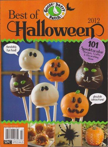 Gooseberry Patch Best of Halloween Magazine 2012 (Gooseberry Patch Best Of Halloween)