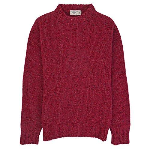 Maglione Genuine Uomo Red Knits Scottish Tweed qp6wTz