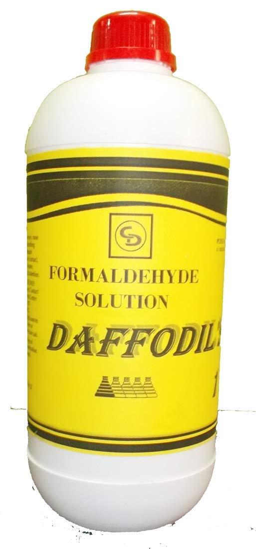 Daffodil's Formalin Solution (37-41% W/V) 100 ML,250 ML,500 ML,1 LT,2.5 LT,5 LT (250 ML)