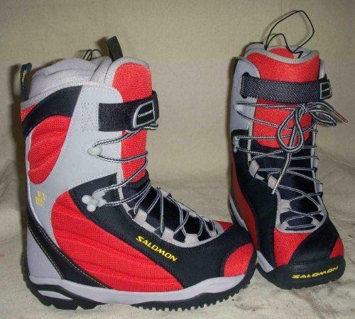 Salomon Ivy Women's Snowboard Boots 4,5 US 36 EUR 22.5 CM 3 UK