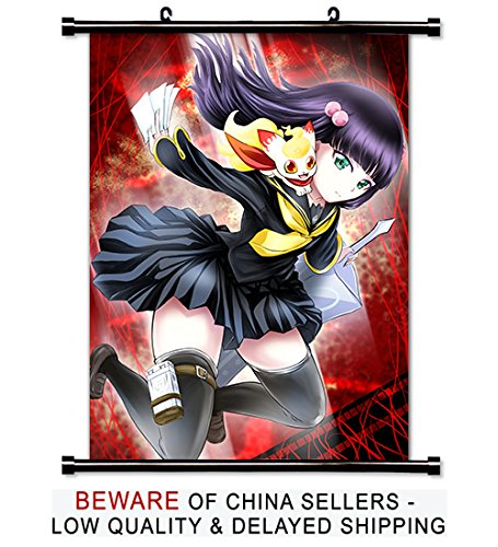 Twin Star Exorcists Anime Fabric Wall Scroll Poster  Inches
