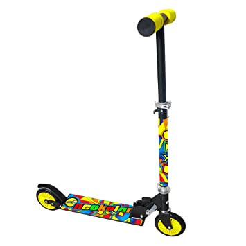 Carrefour 707300066 Scooter Niños Patinete clásico Scooters ...