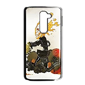 LG G2 Phone Case Ghost Rider P78K788198
