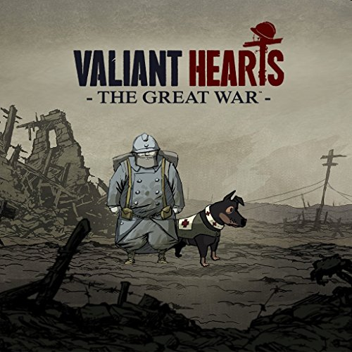 Valiant Hearts (PS4) - PS4 [Digital Code] by Ubisoft