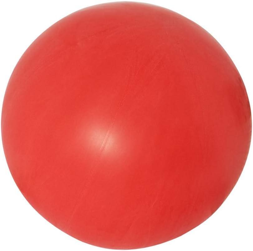 Ztoma Big Balloon, 72 Pulgadas Látex Gigante Globo, Redondo Grande Globo para Foto Disparan/Cumpleaños/Fiesta Boda/Festival/Evento/Carnaval Decoración Rojo - Globo, Balloon: Amazon.es: Hogar