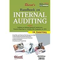 Handbook on Internal Auditing