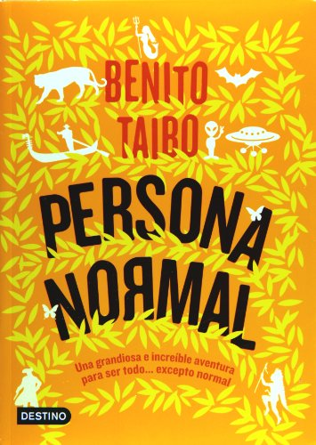 Persona normal (Spanish Edition)
