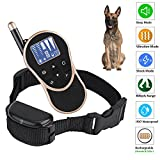 Newpets Quality Remote Controlled Dog Training Collar with Rechargeable Waterproof Dog Shock Collar Dogs (1 Dog Collar)