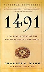 In this groundbreaking work of science, history, and archaeology, Charles C. Mann radically alters our understanding of the Americas before the arrival of Columbus in 1492.Contrary to what so many Americans learn in school, the pre-Co...