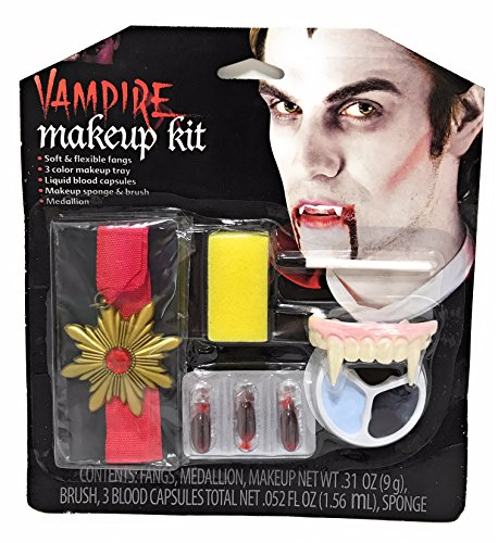 Vampire Makeup Kit Halloween Party