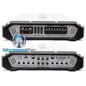 HiFonics ZXX-2000.4 2000W RMS 4000W Max 4-Channel Class AB Zeus Amplifier