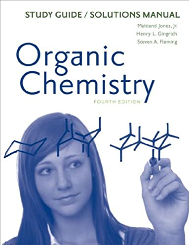 amazon com study guide solutions manual for organic chemistry rh amazon com Wade Organic Chemistry Test David Klein Organic Chemistry Solution Manual