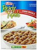 pre packaged meals - Gits Ready to Eat Chana Masala 300 Gm