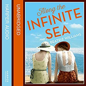 Along the Infinite Sea Audiobook