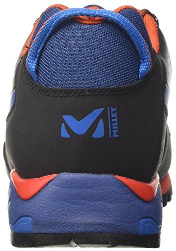 MILLET Trident, Scarpe da Fitness Uomo Blu (Poseidon/Orange 8421)