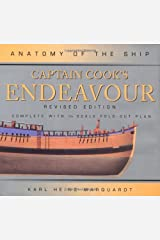 Captain Cook's Endeavor (Anatomy of the Ship) by Karl Heinz Marquardt (2010-04-06) Hardcover