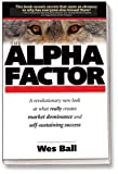 The Alpha Factor Project, Wes Ball, 0980003105