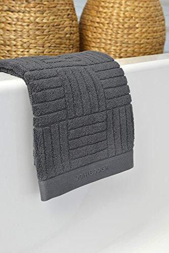 schiesser struktur handtuch