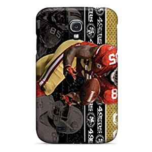 New Arrival Cases Covers With IFQ11545TMMM Design For Galaxy S4- San Francisco 49ers