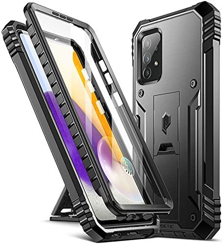 Funda resistente para Samsung Galaxy A72 con protector
