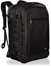 Carry-On Travel Backpack, Black