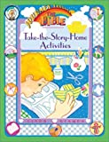 img - for Journey Through the Bible Take-The-Story-Home Activities (CPH teaching resource, grade K-3) by Linda Giampa (2005-01-01) Paperback book / textbook / text book