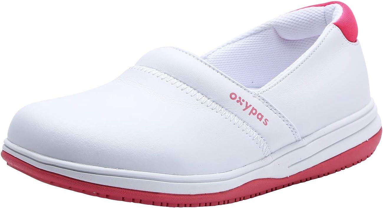 LARNMERN Chaussures de s/écurit/é pour Femmes LM-0272 SRC Anti-Static Sabots en Mousse m/émoire