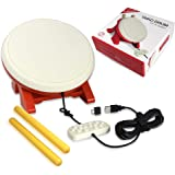 OSTENT Taiko Drum Taiko No Tatsujin Controller for Nintendo Switch Console