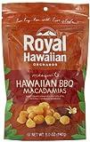 Royal Hawaiian Orchards Macadamias, Hawaiian BBQ, 5 Ounce