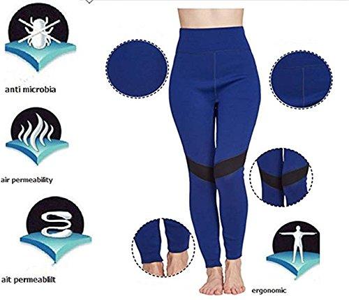 Mujer 2mm Traje de Neopreno Pantalones Buceo Scuba Surf Canoe Leggings: Amazon.es: Deportes y aire libre