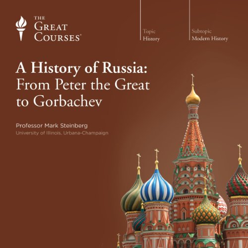 A History of Russia: From Peter the Great to ()