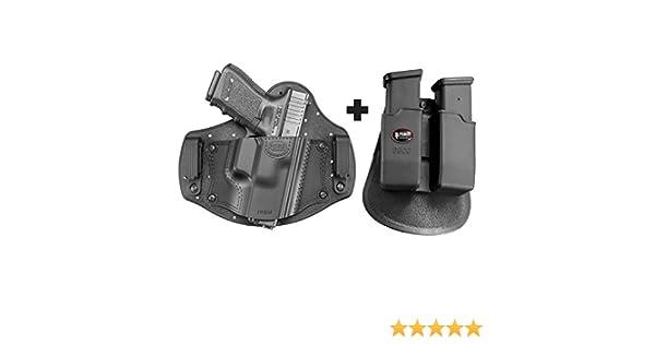 19 28 33 26 27 Fobus IWBM Right Holster Inside Waistband For Glock 17