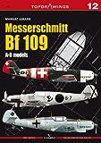 Messerschmitt Bf 109 A-D Models (TopDrawings)