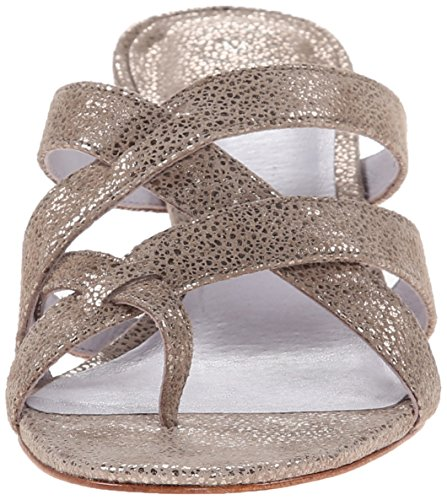 Dress Thong Champagne Katy amp; Women's Johnston Murphy Sandal zxXWw